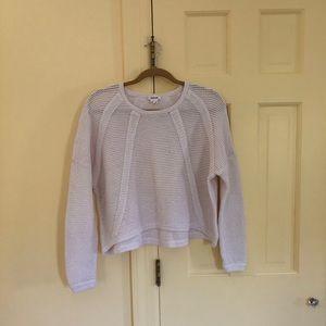 Helmut Lang White Sweater